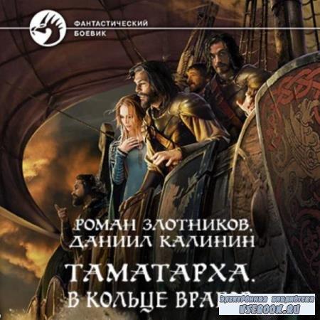 Злотников Роман, Калинин Даниил. В кольце врагов (Аудиокнига)