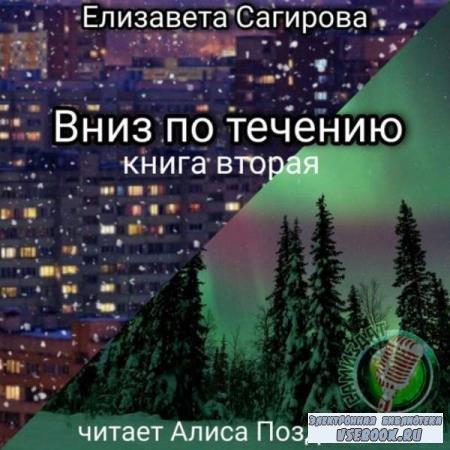 Елизавета Сагирова. Вниз по течению. Книга 2 (Аудиокнига)